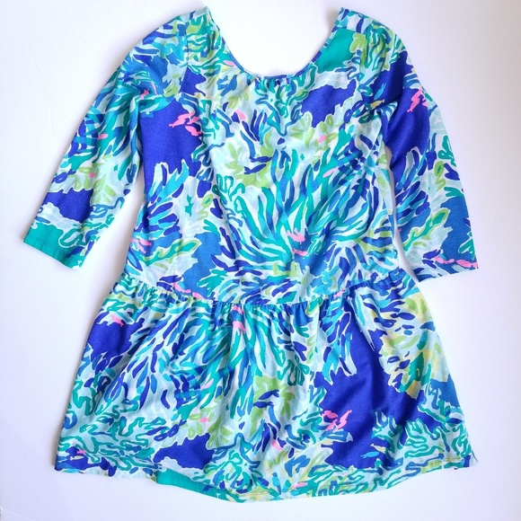 Lilly Pulitzer Other - Lilly Pultizer Lynn Dress Wade & See Print XL